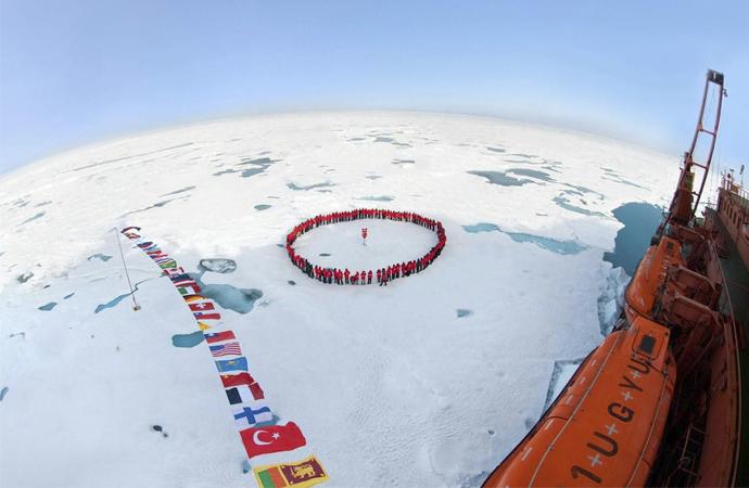 Yeni jeopolitik gerilim noktası: Kuzey Kutup Dairesi