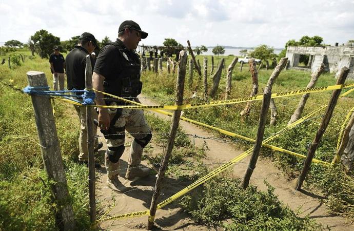 Meksika'da cinayet sayısı 20 yılın rekor düzeyine ulaştı