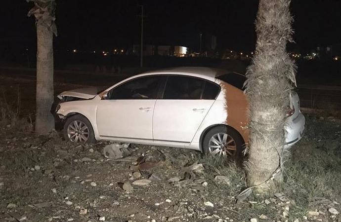 AKP Antalya milletvekili İbrahim Aydın trafik kazası geçirdi