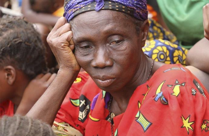 """""""Batı, demokrasi kılıfıyla Afrika'nın iç işlerine karışıyor"""""""
