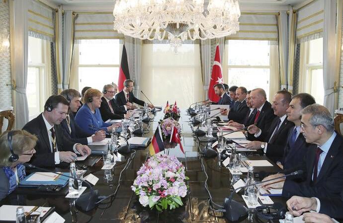 Türkiye-Almanya ilişkileri güçlendirilerek sürdürülecek