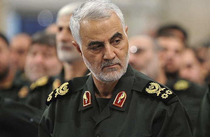 ABD, İranlı general Kasım Süleymani'yi Bağdat'ta vurdu