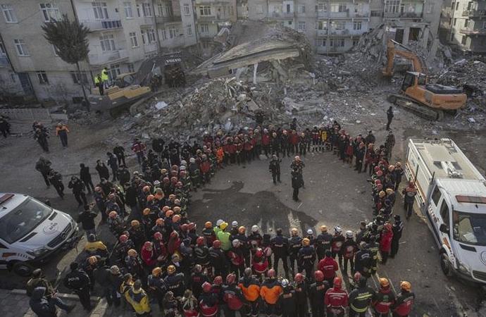 Elazığ'da arama-kurtarma çalışmaları sona erdi