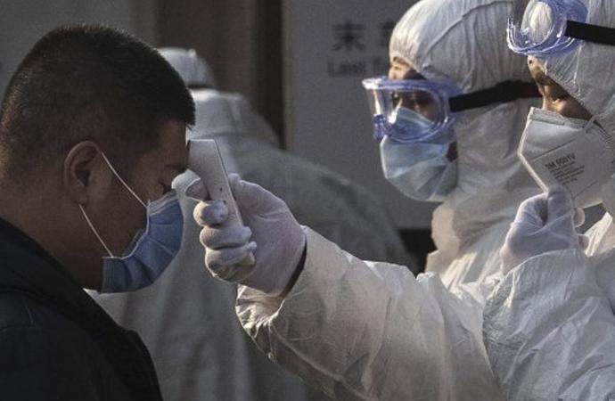 Çin'de koronavirüsten ölü sayısı 106'ya yükseldi