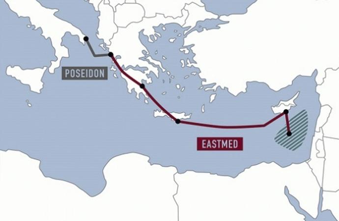 Akdeniz'de karşı ittifak: Eastmed projesi