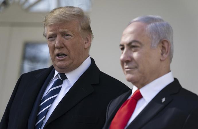 ABD 'Orta Doğu Planı'nı açıkladı: Kudüs bölünmemiş şekilde İsrail'e verilecek!