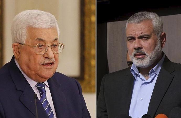 ABD'nin planına karşı Hamas ile Abbas arasında anlaşma