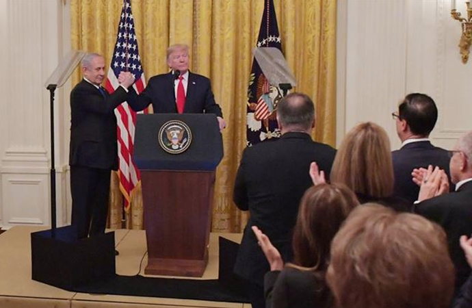 Trump'ın planı Filistin davasını ortadan kaldırabilir mi?