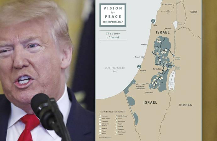 Filistin halkı dolarla satın alınır mı?