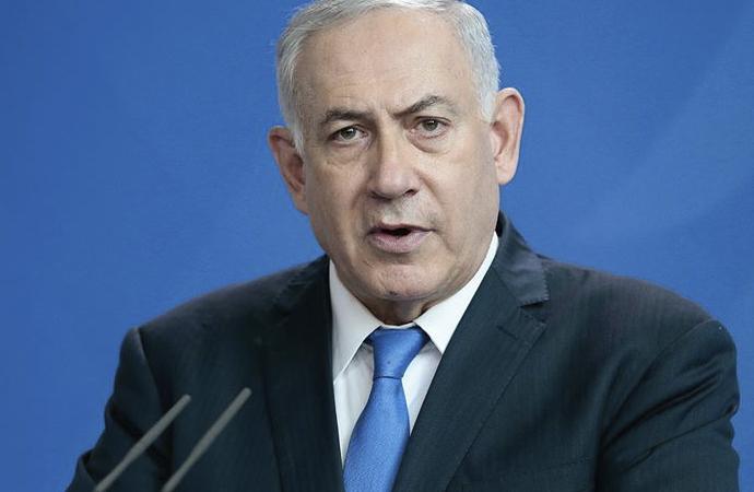 Netanyahu: 'ABD'nin kendini savunma hakkı var'