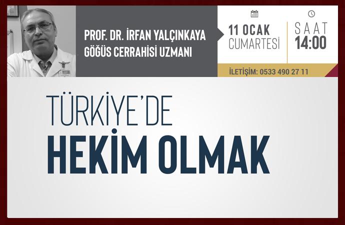 Prof.Dr. İrfan Yalçınkaya bugün İktibas'ta