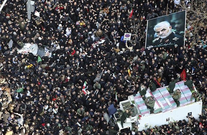 """İran için """"Süleymani meselesi"""" kapanabilir mi?"""