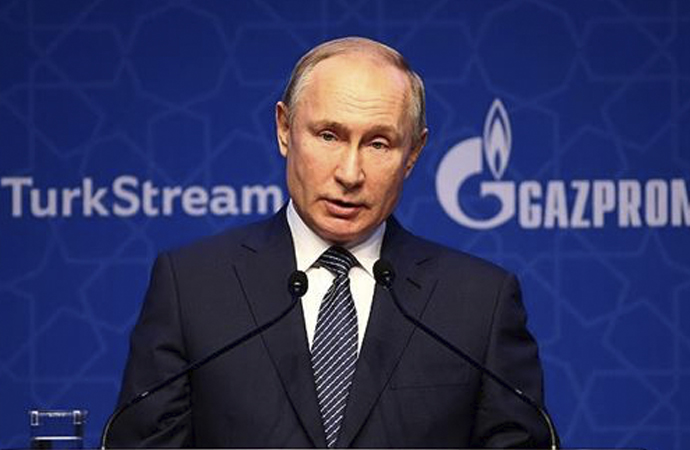 Putin: Halkların hayrına çalışıyoruz!