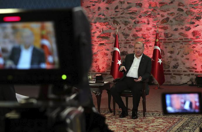 Erdoğan: 'ABD-İran gerginliğini azaltmaya çalışıyoruz'