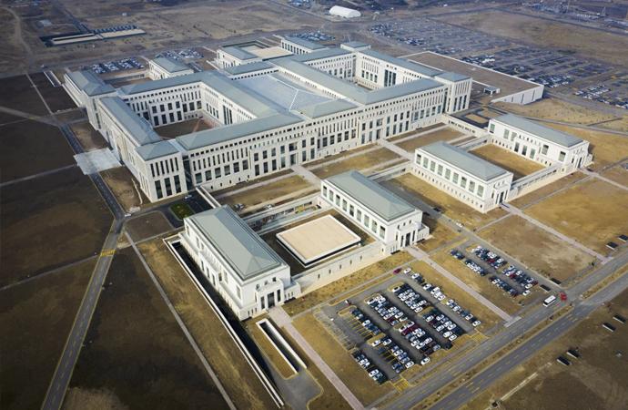 'Kale' adı verilen MİT'in yeni binası bugün açılıyor