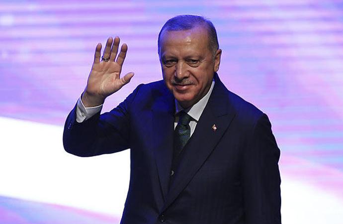 Kadın voleybol milli takımına Erdoğan'dan tebrik