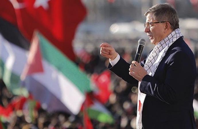 Ahmet Davutoğlu'nun 10 maddelik Kudüs önerisi