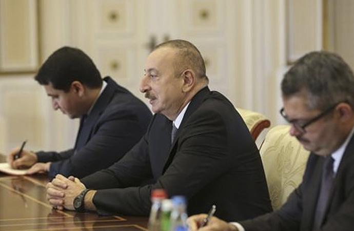 Azerbaycan'da erken seçimler yapıldı, Aliyev kazandı!