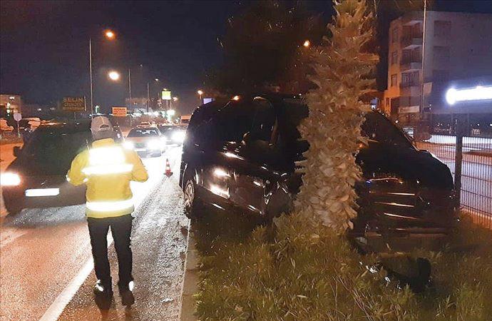 Ak Partili Başkanlar trafik kazası geçirdi