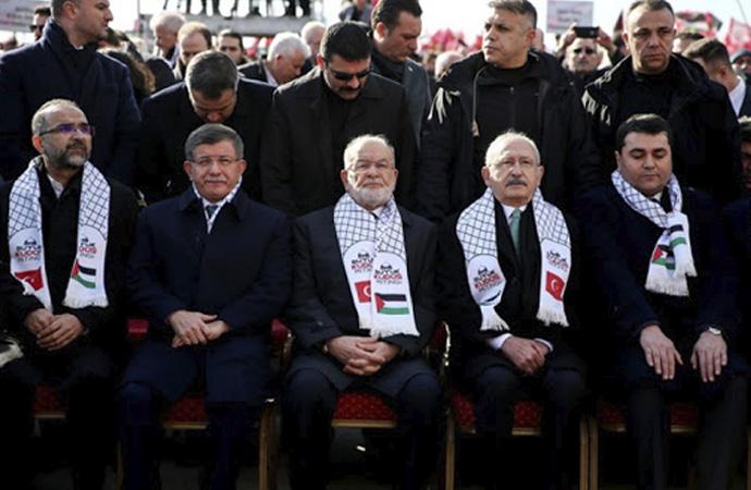 Kılıçdaroğlu'na tepki: 'Laikliği savunmayacaksanız açık açık söyleyin'