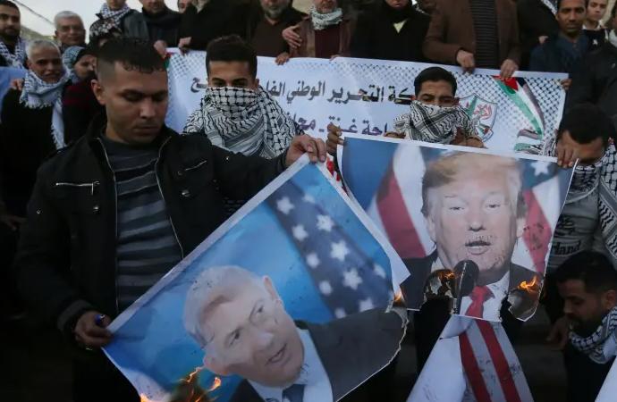 Sözde 'Filistin Barış Planı'nı' kim, neden destekliyor?