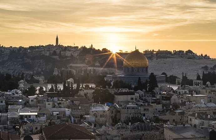 Sözde barış planına göre 'müstakbel Filistin'in başkenti' neresi?