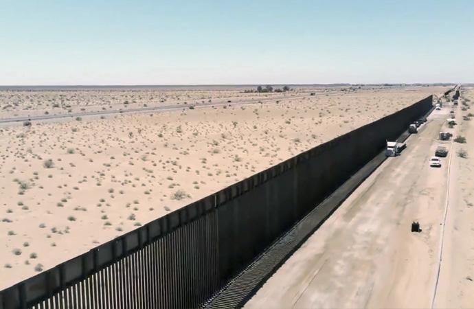 Duvar yapımı için harcanacak para 3.8 milyar dolar