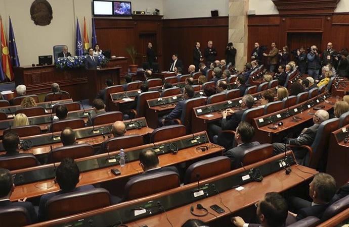 Meclis son görevinin ardından feshedildi