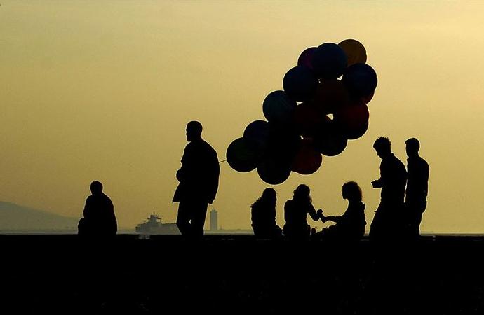 TÜİK'in araştırmasına göre Türk halkı 'mutlu' çıktı