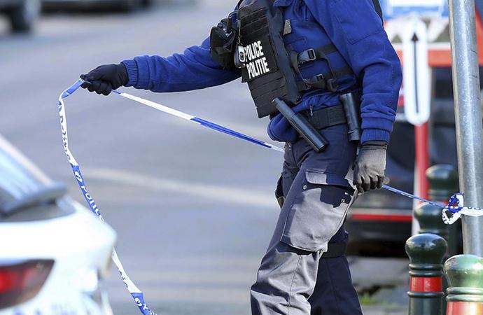 Belçika'da bıçaklı saldırı