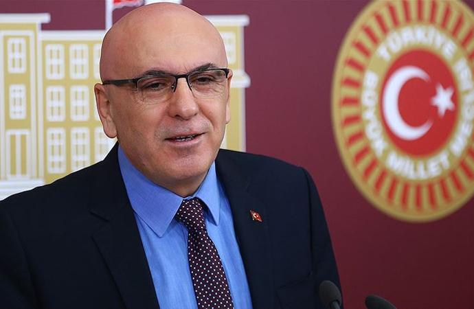 'Partide en hassas görevlere Sorosçular getiriliyor' istifası
