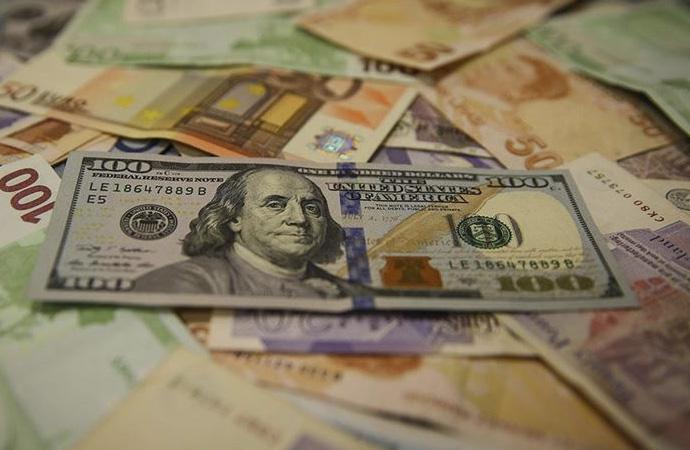 Özel sektörün yurt dışı kredi borcu miktarı