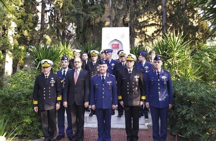 Atina'da askeri işbirliği görüşmelerinde 3'üncü gün