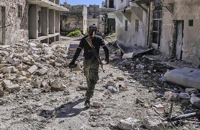 İdlib'de güvenli bir yer kalmadı!