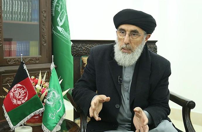 Hikmetyar: Taliban-Afgan görüşmeleri Türkiye'de yapılmalı