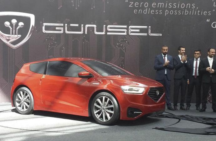Kıbrıs'tan da 'yerli otomobil' haberi geldi