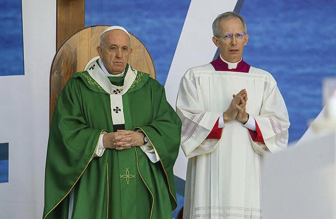 Papa'dan sözde Barış planına karşı uyarı