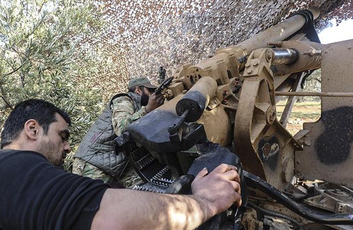 İdlib'de stratejik Neyrab köyü rejim güçlerinden alındı