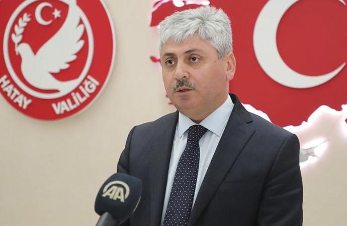 Hatay Valisi: 'İdlib'de rejim saldırısında 33 Mehmetçiğimiz şehit oldu'