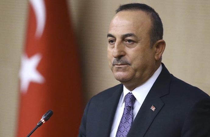 Çavuşoğlu'ndan Nato Genel Sekreteri'ne telefon