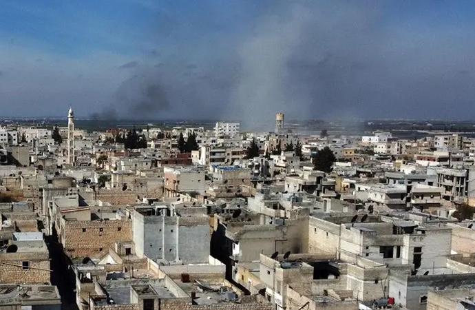 İdlib'de Türk askerine saldırı dünya basınında