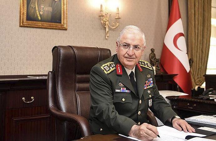 Genelkurmay Başkanı Güler, ABD'li Genelkurmay Başkanı ile telefonda görüştü