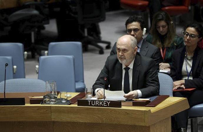 'Türkiye gerekirse güç kullanmakta tereddüt etmeyecek'