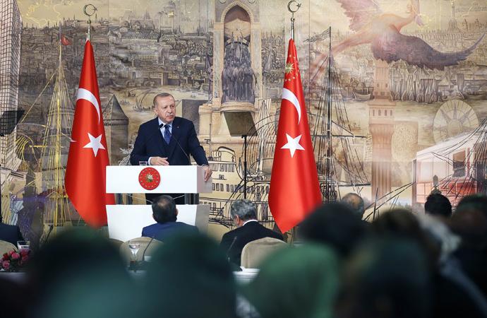 Erdoğan: 'Suriye'de mücadelemizin anlamını kavramayanlar var'