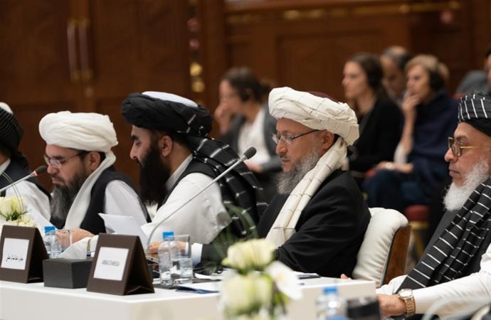 Amerika ve Taleban barış anlaşması imzalıyor