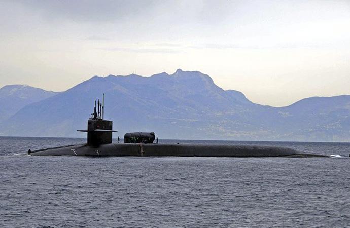 ABD nükleer savaş başlıklarını denizaltılara konuşlandırdı