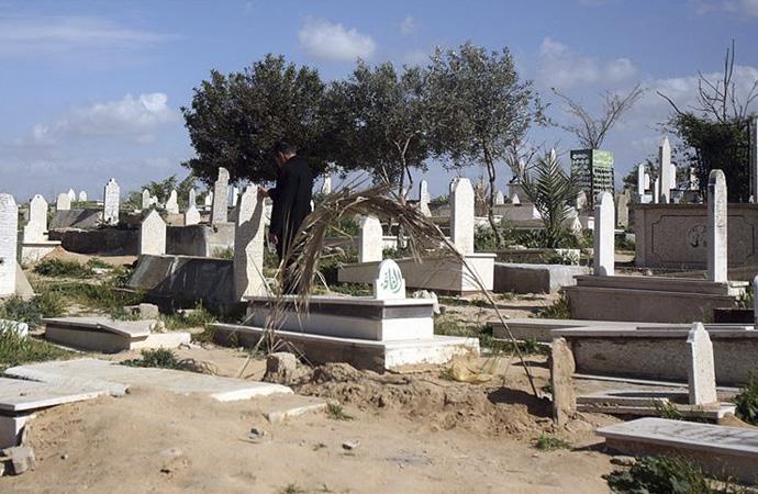 İsrail cenazelerini alıkoyduğu 304 Filistinliden 123'ünün kimliği ve yerini açıkladı