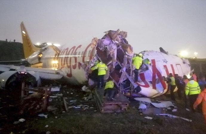 Kazada 3 kişi hayatını kaybetti, 180 kişi yaralandı