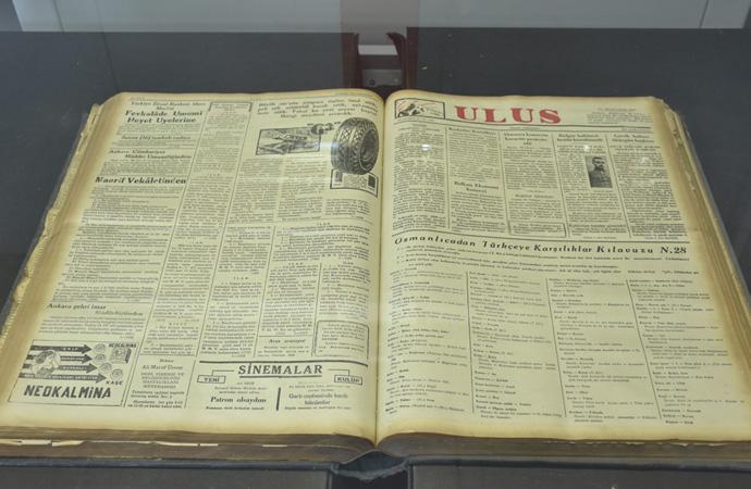 1928-1942 yıllarına ait 32 gazete dijitalde