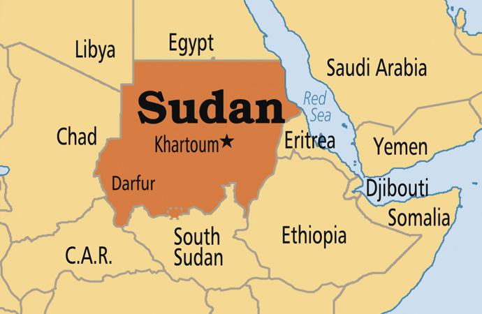 Almanya Sudan'da 'ortak' olmak istiyor
